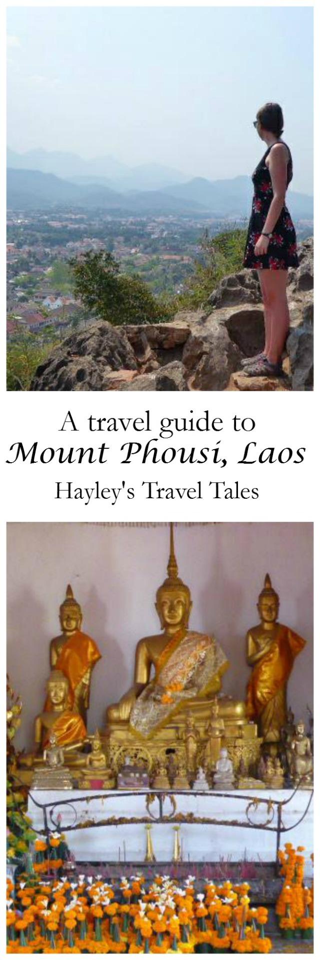 Mount Phousi travel guide
