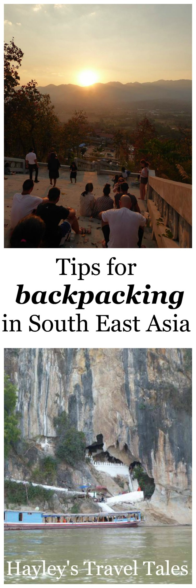 Tips for backpacking South East Asia