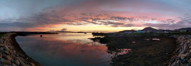 sunset-leverburgh-isle-of-harris